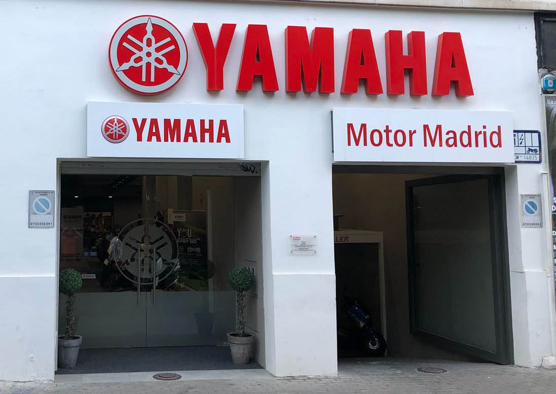 Yamaha Rent