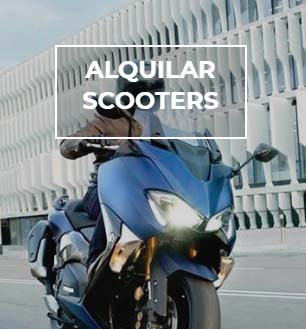 alquilar scooters madrid